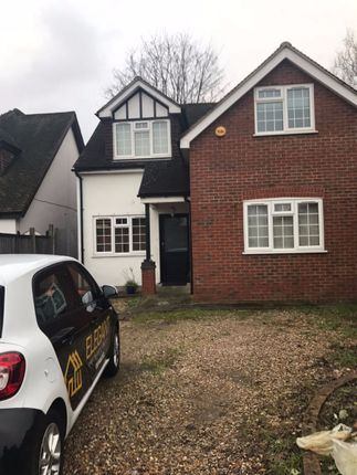 Thumbnail Detached house to rent in Herkomer Road, Bushey
