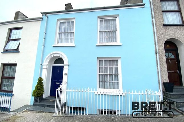 4 bed terraced house for sale in Laws Street, Pembroke Dock, Pembrokeshire. SA72