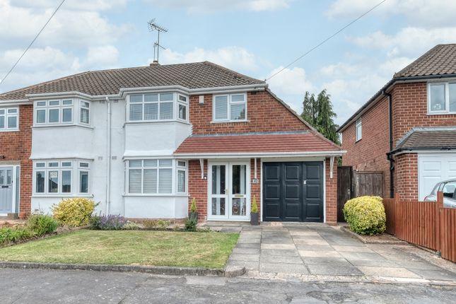 Front Exterior of Segbourne Road, Rubery, Birmingham B45