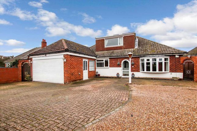 4 bed bungalow for sale in Blackmoor Road, Aubourn, Lincoln LN5