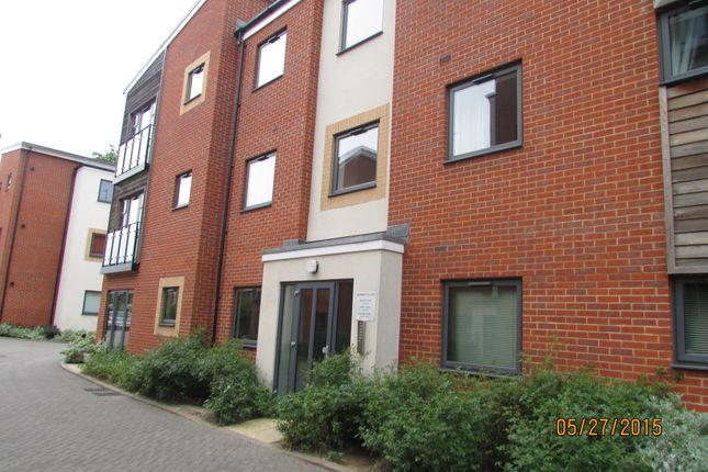 Thumbnail Flat to rent in Nursery Close, Oxford