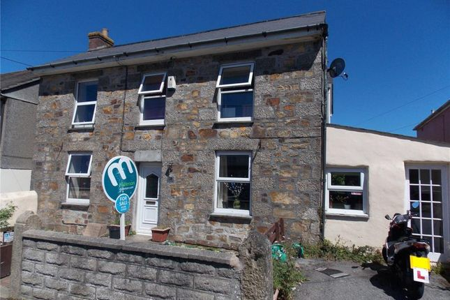 Thumbnail Semi-detached house for sale in Chili Road, Illogan Highway, Redruth