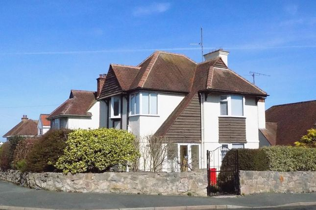3 bed detached house for sale in Vicarage Avenue, Llandudno