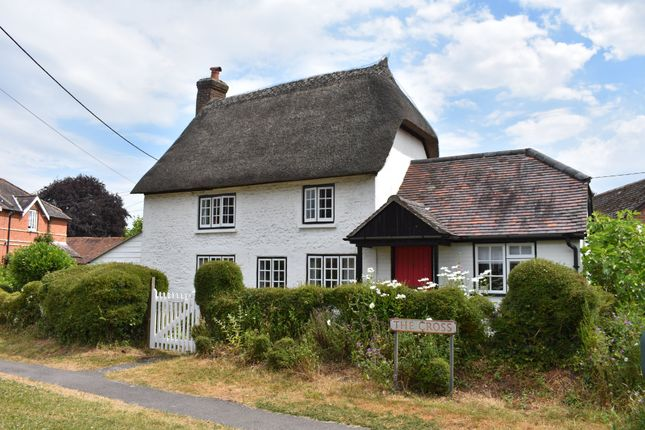 Thumbnail Cottage for sale in The Cross, Shillingstone, Blandford Forum