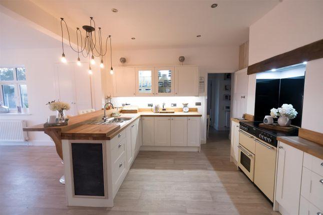 Kitchen of Lynn Road, Grimston, King's Lynn PE32