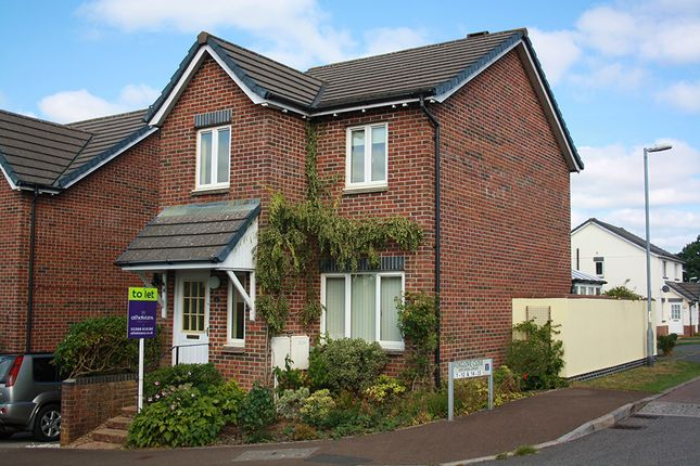 Thumbnail Detached house to rent in Snowdrop Crescent, Launceston