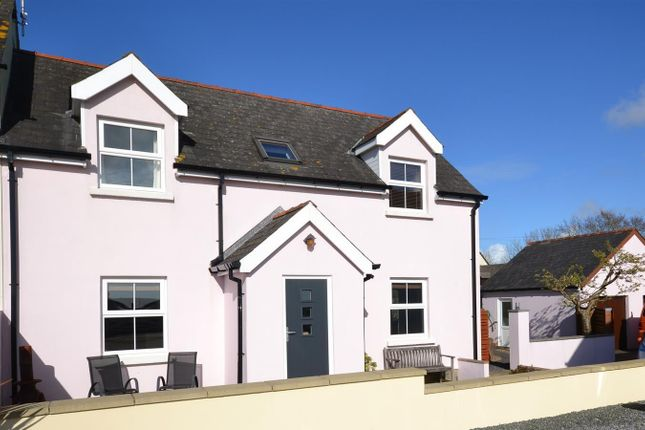 Thumbnail Semi-detached house for sale in Burton, Milford Haven