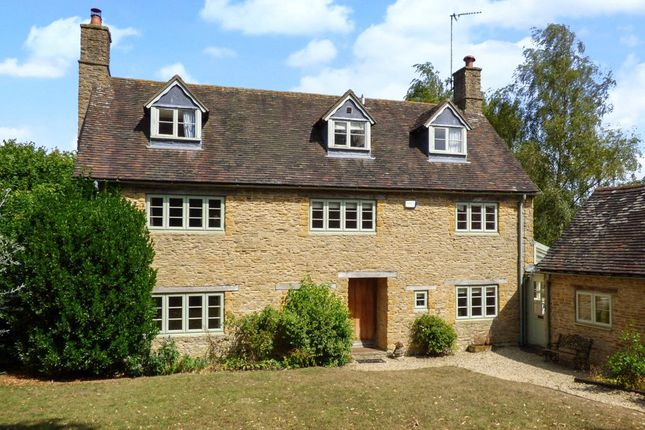 Thumbnail Detached house to rent in Church Lane, Evenley, Northamptonshire