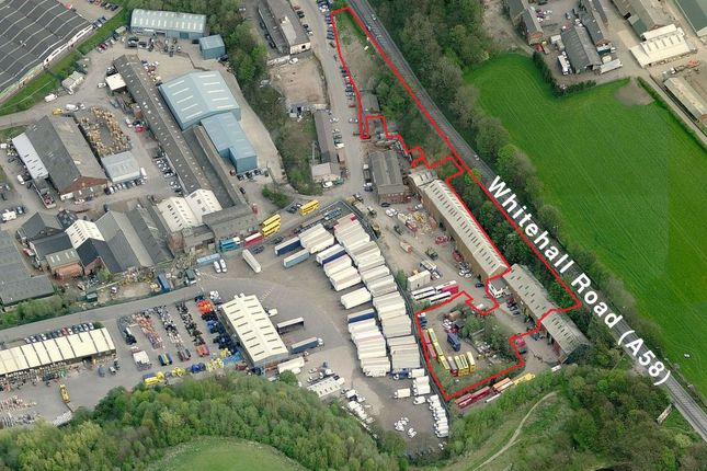 Thumbnail Industrial for sale in Whitehall Road, Leeds