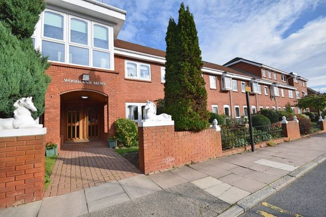 Thumbnail Flat to rent in Reid Park Road, Jesmond, Newcastle Upon Tyne