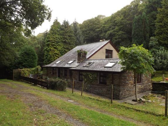 Thumbnail Detached house for sale in Talsarnau, Gwynedd, .