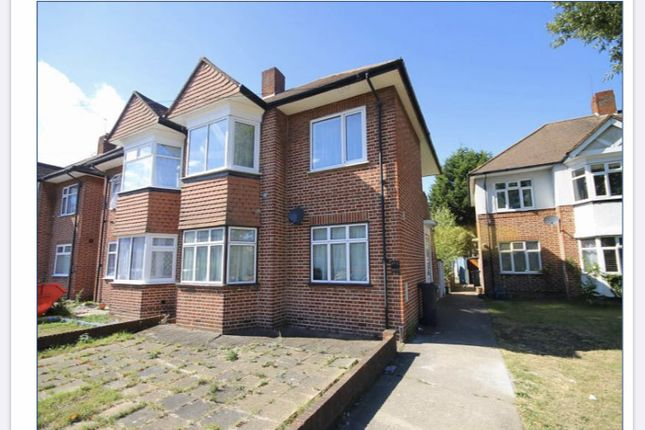 Thumbnail Flat to rent in Amesbury Road, Feltham, Greater London