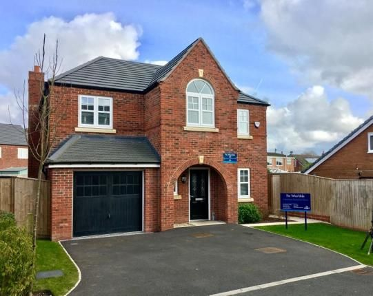 Thumbnail Detached house for sale in Highwood Grange, Clancutt Lane, Coppull, Chorley