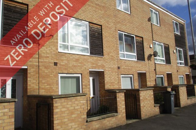 Thumbnail Property to rent in Lauderdale Crescent, Grove Village, Manchester