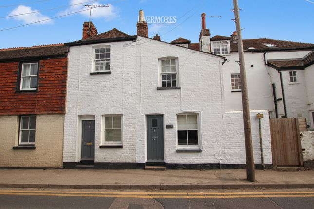 Thumbnail Terraced house for sale in High Street, Wingham, Canterbury, Kent