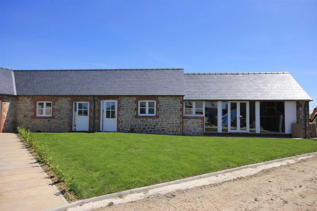 Thumbnail Barn conversion for sale in Ty Cae, Great Frampton House, Frampton