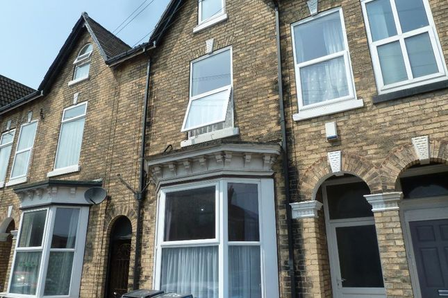 Thumbnail Terraced house for sale in Grafton Street, Kingston Upon Hull