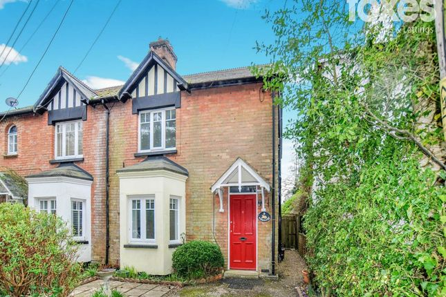 3 bed semi-detached house to rent in Greenhill Close, Colehill, Wimborne BH21