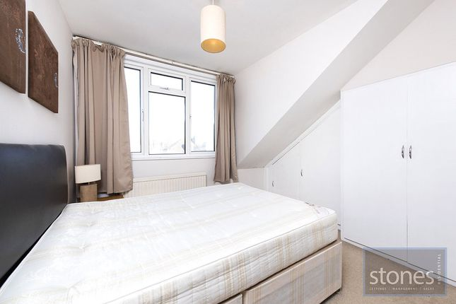 Bedroom of Brondesbury Villas, London NW6