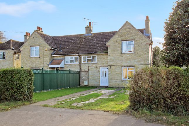 Thumbnail Semi-detached house for sale in Over Road, Willingham, Cambridge