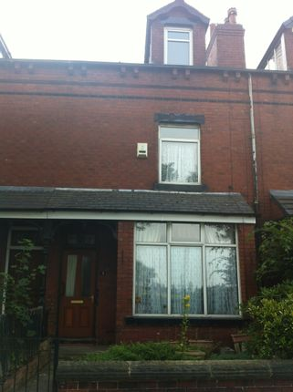 Thumbnail Terraced house to rent in Noster Terrace, Beeston, Leeds