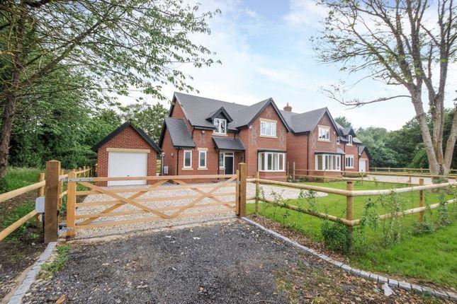 Thumbnail Detached house to rent in Sindlesham, Wokingham