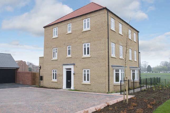 "Thumbnail End terrace house for sale in ""Drayton"" at Sandbeck Lane, Wetherby"