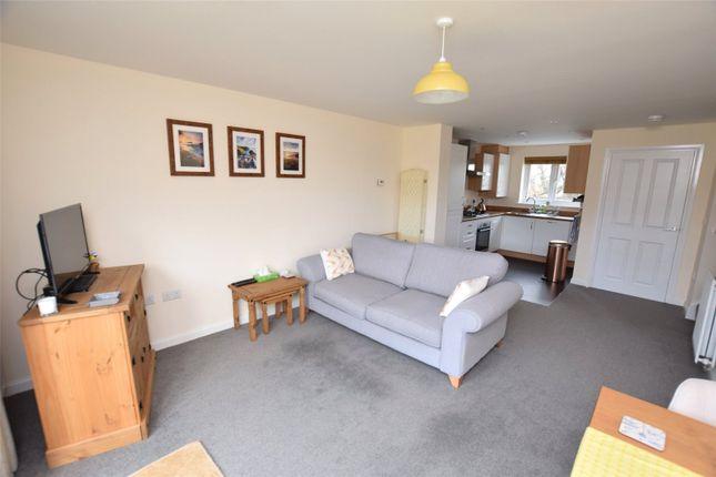Living Room of Redshank Walk, Bude EX23