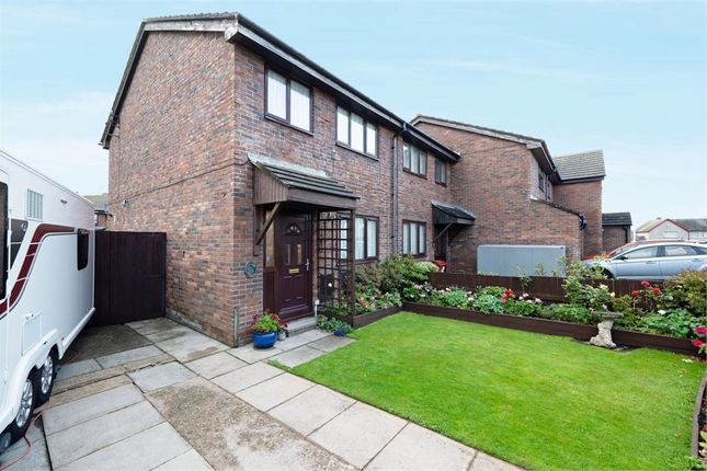 Thumbnail Semi-detached house for sale in Irwell Road, Walney, Barrow-In-Furness, Cumbria