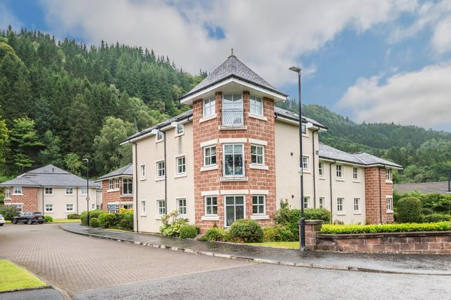 Thumbnail Flat for sale in Tulipan Court, Callander