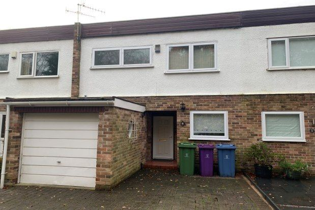 Thumbnail Town house to rent in Allerton Road Mossley Hill, Liverpool