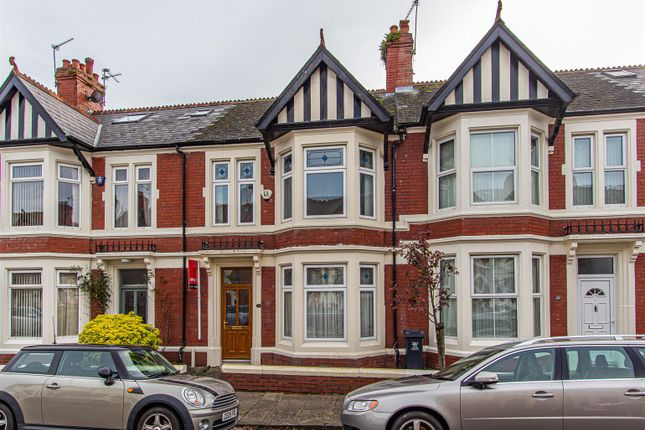 Property for sale in Deri Road, Penylan, Cardiff