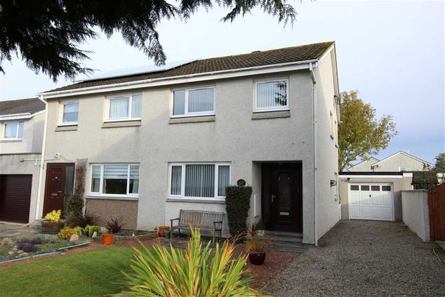 Thumbnail Semi-detached house for sale in 12, Larch Place, Inverness