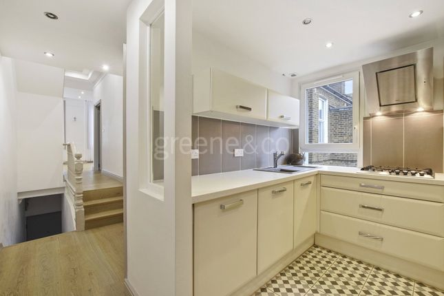 Thumbnail Flat for sale in Rainham Road, Kensal Rise, London