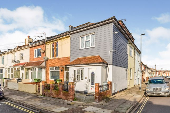 End terrace house to rent in New Road East, Portsmouth