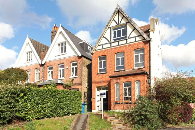 Thumbnail Flat to rent in Grove Park, Camberwell, London