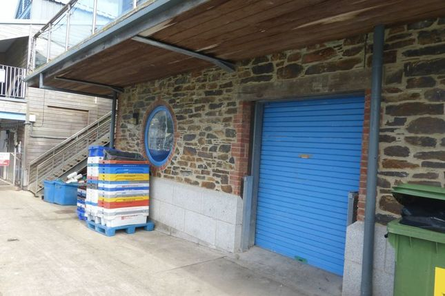 Thumbnail Commercial property to let in The Quay, East Looe, Looe