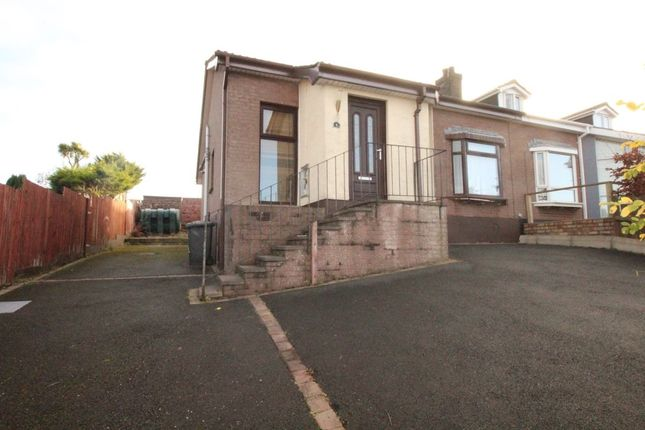 Thumbnail Bungalow for sale in Broomhill Park, Newtownards