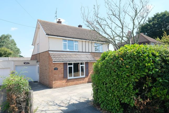 Thumbnail Link-detached house for sale in Private Road, Chelmsford