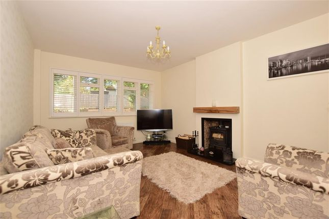Thumbnail Detached bungalow for sale in Guy Road, Wallington, Surrey