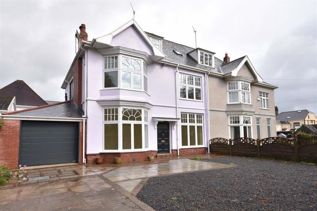 Thumbnail Semi-detached house for sale in Dynevor Avenue, Neath