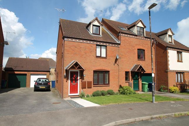 Thumbnail Property for sale in Mowbray Avenue, Stonehills, Tewkesbury