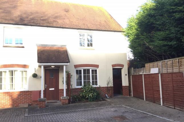 Thumbnail End terrace house to rent in Drayton, Oxfordshire