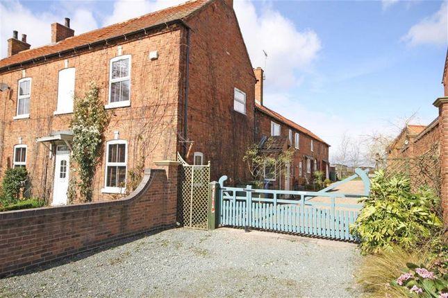 Thumbnail Semi-detached house for sale in Main Street, Darlton, Nottinghamshire
