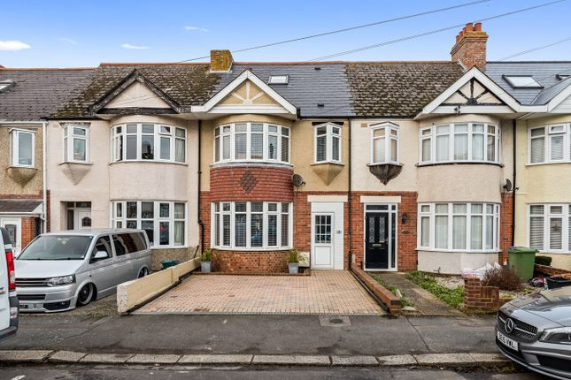 4 bed terraced house for sale in Langdon Road, Folkestone CT19