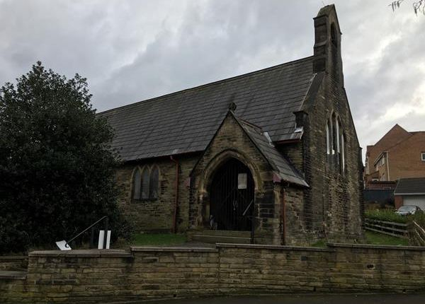 Thumbnail Land for sale in Church Of St. John The Divine, Denby Dale Road West, Calder Grove, Wakefield