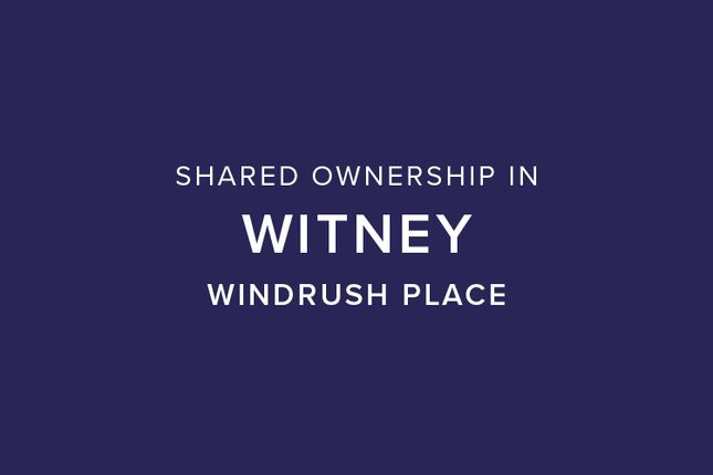 End terrace house for sale in Winfield Drive, Witney