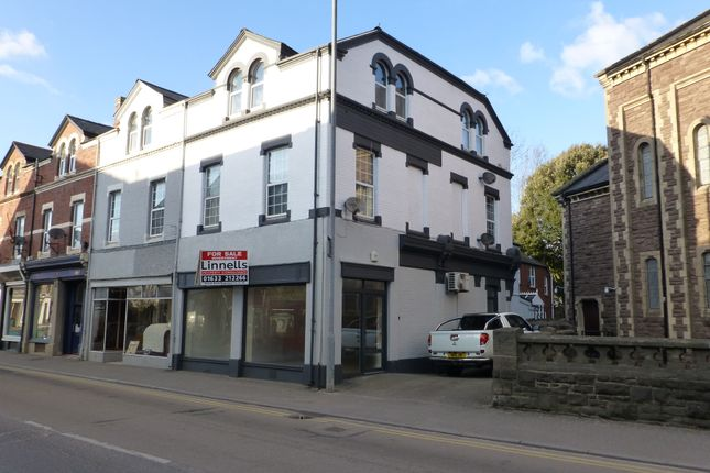 Thumbnail Retail premises for sale in Frogmore Street, Abergavenny