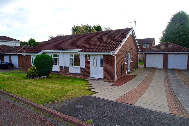 Thumbnail Semi-detached bungalow to rent in Catkin Walk, Ryton