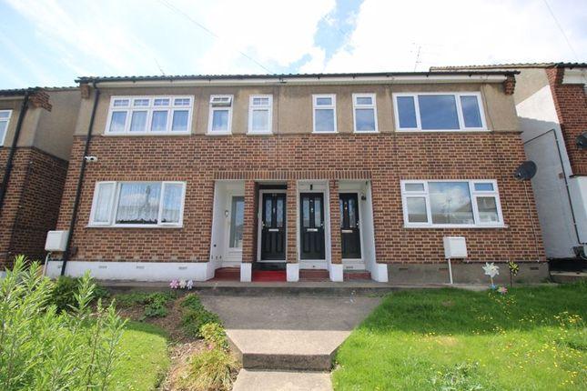 Thumbnail Property to rent in Ethelburga Road, Harold Wood, Romford